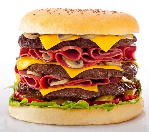 ساندویچ فست فود عطاویچ