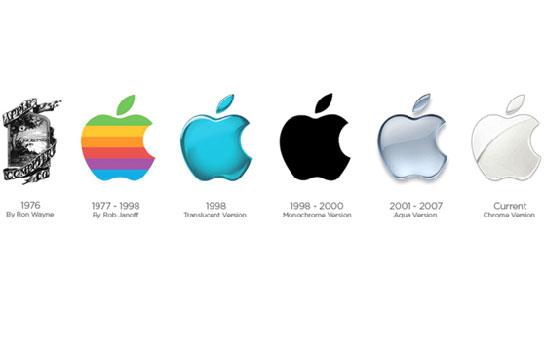 تغییرات برند اپل