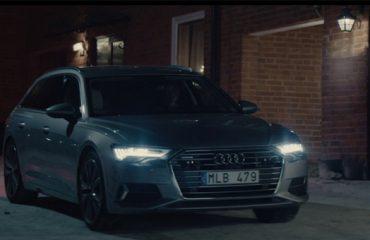 تیزر تبلیغاتی ماشین مدل A6 جدید آئودی
