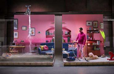 تیزر تبلیغاتی برند Vanish بهترین مراقبت کننده فرش