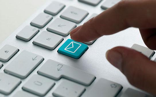 نوشتن ایمیل
