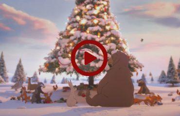 کریسمس خرس و خرگوشی که میلیونی شد