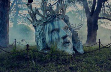 تیزر تبلیغاتی قبرستان تخت و تاج برای طرفداران سریال بازی تاج و تخت (Game of Thrones)