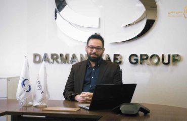 نظر مدیر فروش گروه درمان یاب در همکاری با مسیرذهنی